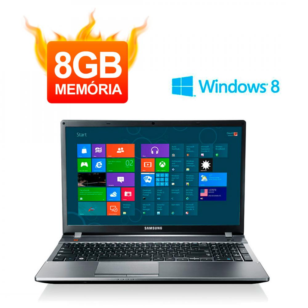 Notebook Samsung NP550P5C-AD2BR